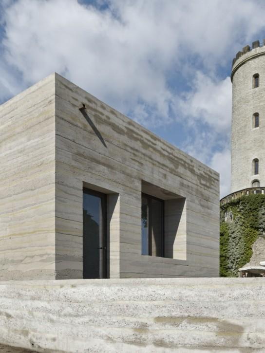 archaic_Sparrenburg Visitor Centre _Max Dudler 9