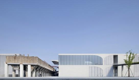 archaic_Long Museum West Bund _ Atelier Deshaus 1