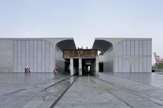 archaic_Long Museum West Bund _ Atelier Deshaus 21
