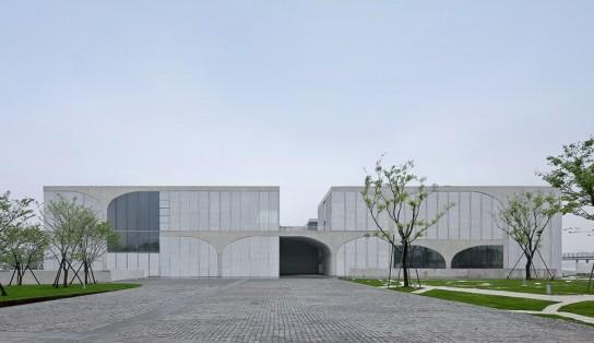 archaic_Long Museum West Bund _ Atelier Deshaus 23
