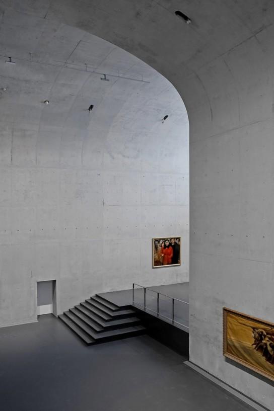 archaic_Long Museum West Bund _ Atelier Deshaus 24