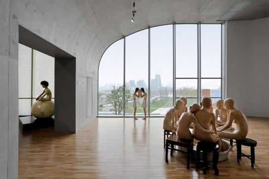 archaic_Long Museum West Bund _ Atelier Deshaus 25