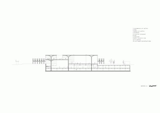 archaic_Long Museum West Bund _ Atelier Deshaus 26