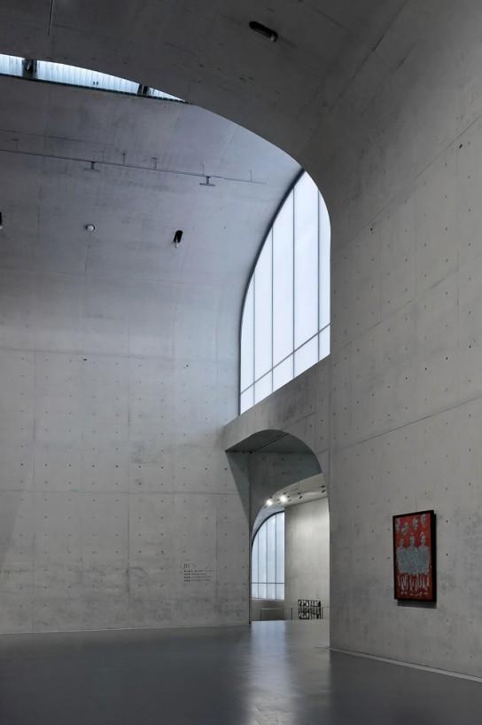 archaic_Long Museum West Bund _ Atelier Deshaus 28