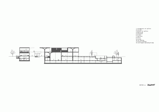 archaic_Long Museum West Bund _ Atelier Deshaus 29