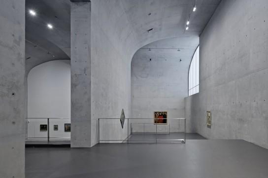 archaic_Long Museum West Bund _ Atelier Deshaus 35