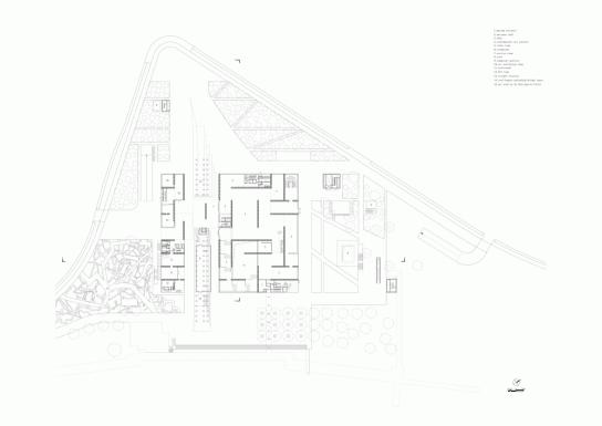 archaic_Long Museum West Bund _ Atelier Deshaus 8