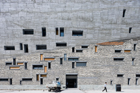 Wang Shu, Amateur Architecture Studio16