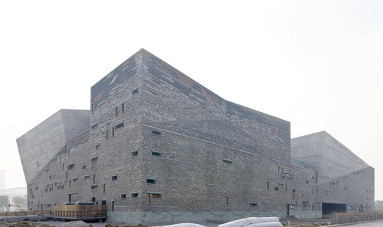 Wang Shu, Amateur Architecture Studio2