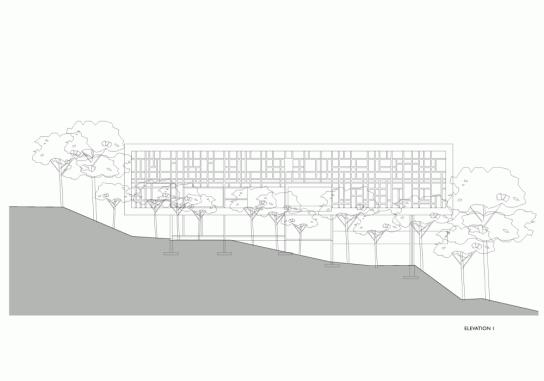 archaic_Tropical Box House::WHBC Architects07