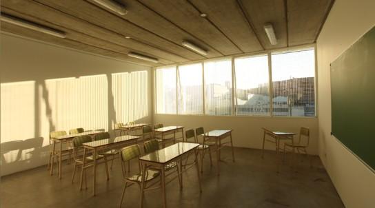 archaic_Instituto Modelo del Sur_Esteban Tannenbaum Arquitectos015