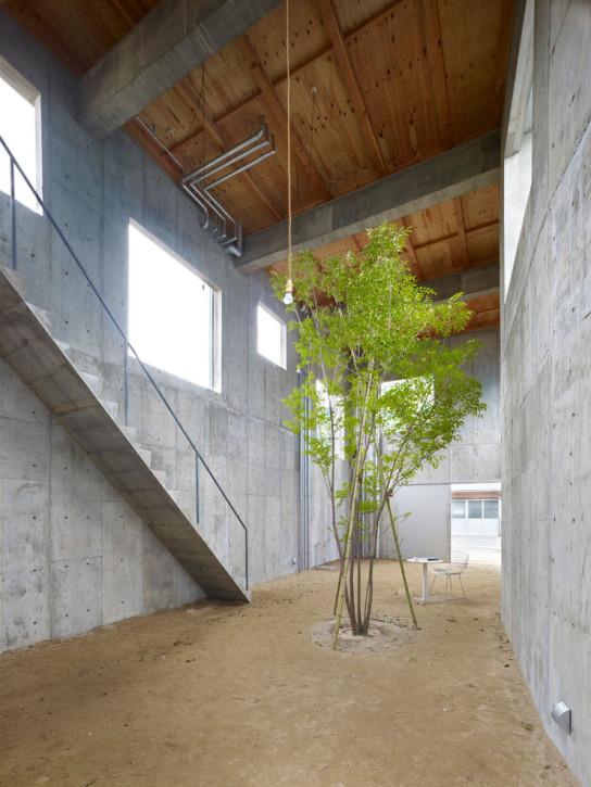 archaic_House in Yagi_SUPPOSE DESIGN OFFICE2