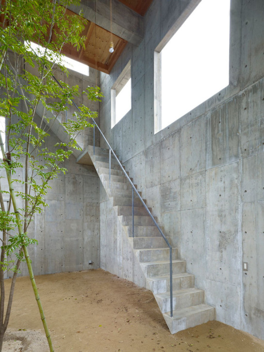 archaic_House in Yagi_SUPPOSE DESIGN OFFICE4
