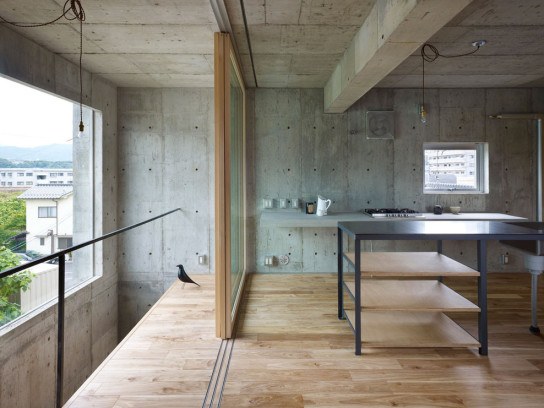 archaic_House in Yagi_SUPPOSE DESIGN OFFICE6