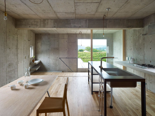 archaic_House in Yagi_SUPPOSE DESIGN OFFICE7