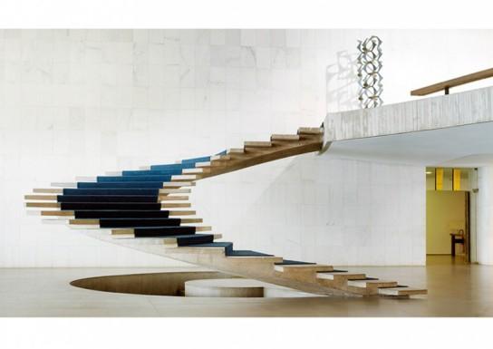 brasilia_f_spirale staircase, Brasilia, 2012