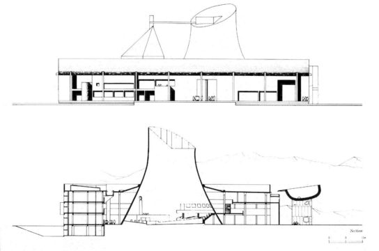 archaic_Chandigarh Assembly | Le Corbusier26