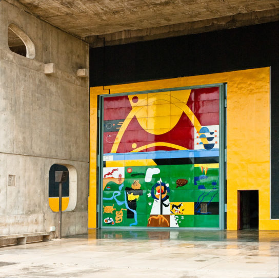 archaic_Chandigarh Assembly | Le Corbusier7