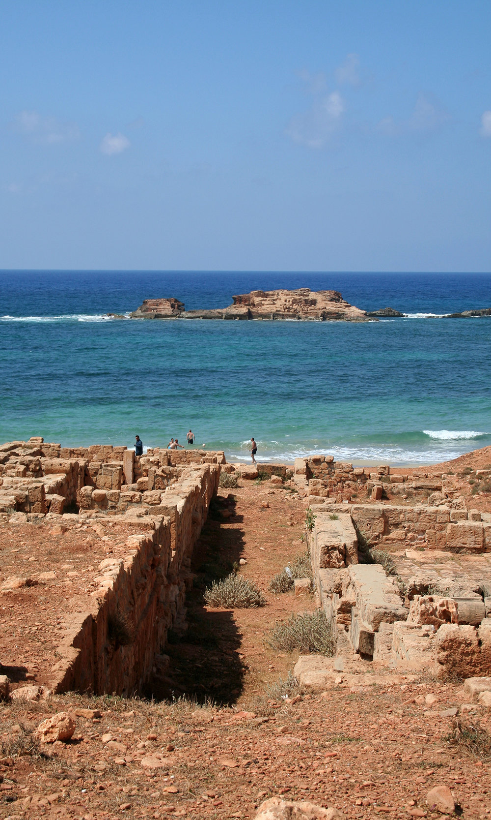 Apollonia, Libya (photo: giulio Lucarini)
