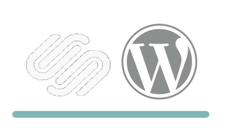Squarespace and Wordpress - Full builds; Support with existing websites to make them work.