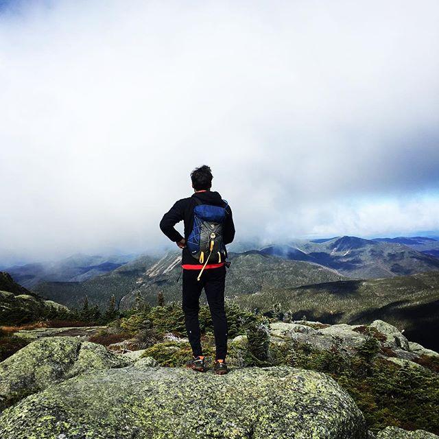 | Mountain trail runs | Mount Marcy, Adirondacks.  We are seriously lovin' the mountains in this beautiful fall weather!  #mountains #adk #mountainair #fresh #outdoorsleeping #bluebarncoffee #mountainsummit #adirondacks #adirondacklife #coffeelove #coffeelife