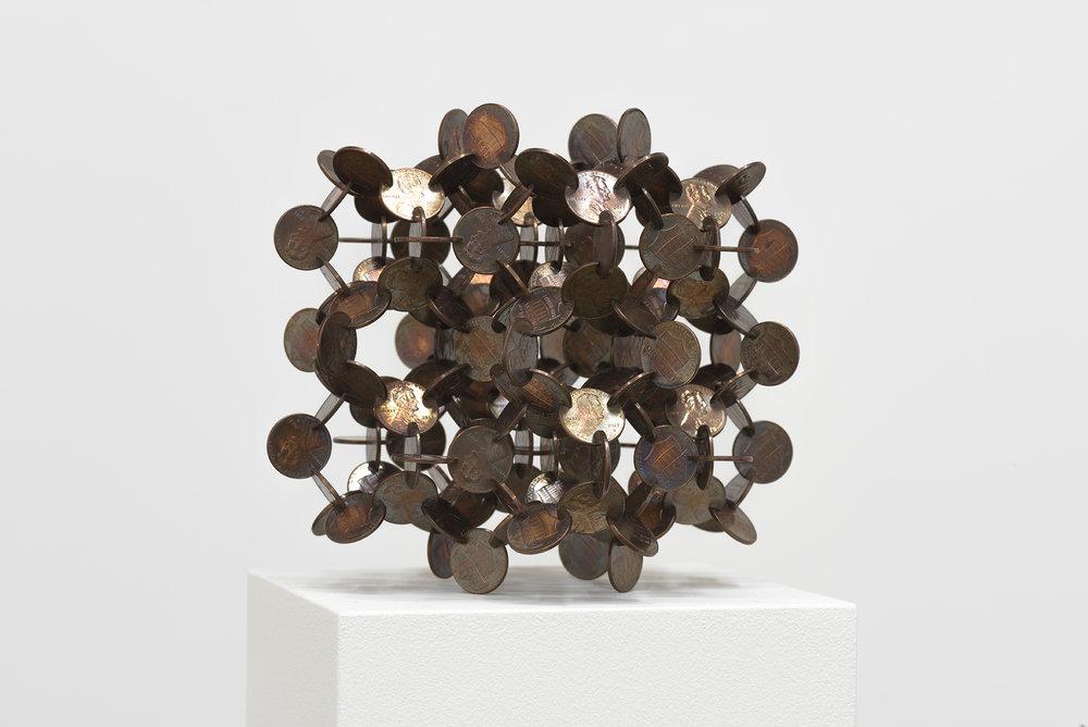 Penny Molecule (Toned), 2017 - View 1