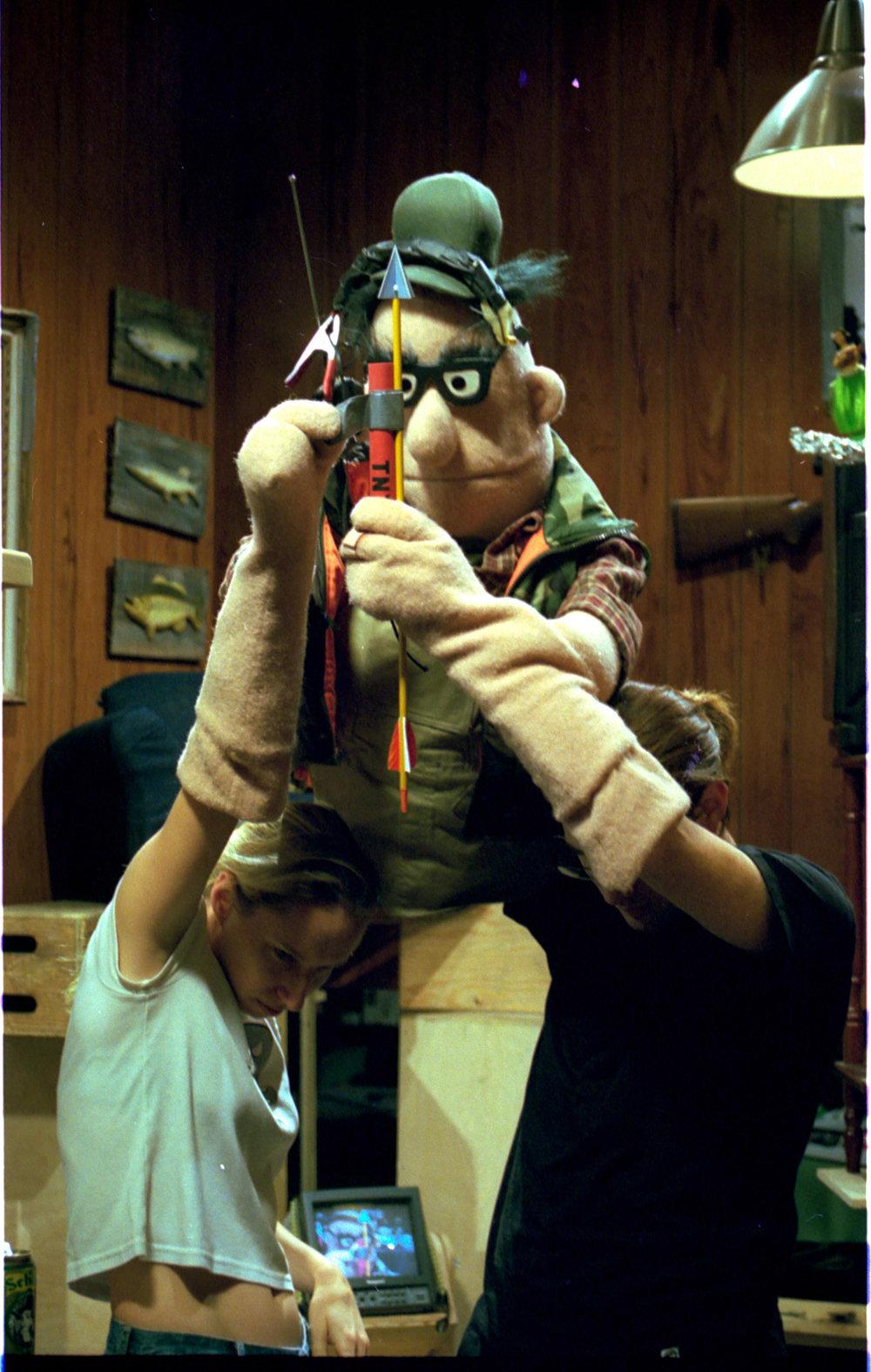 Crank Yankers - Principle Puppeteer
