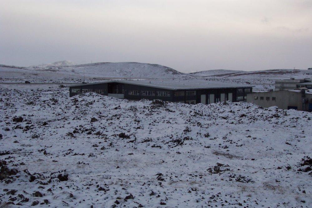 LazyTown Studio in Garðabær, Iceland circa 2004
