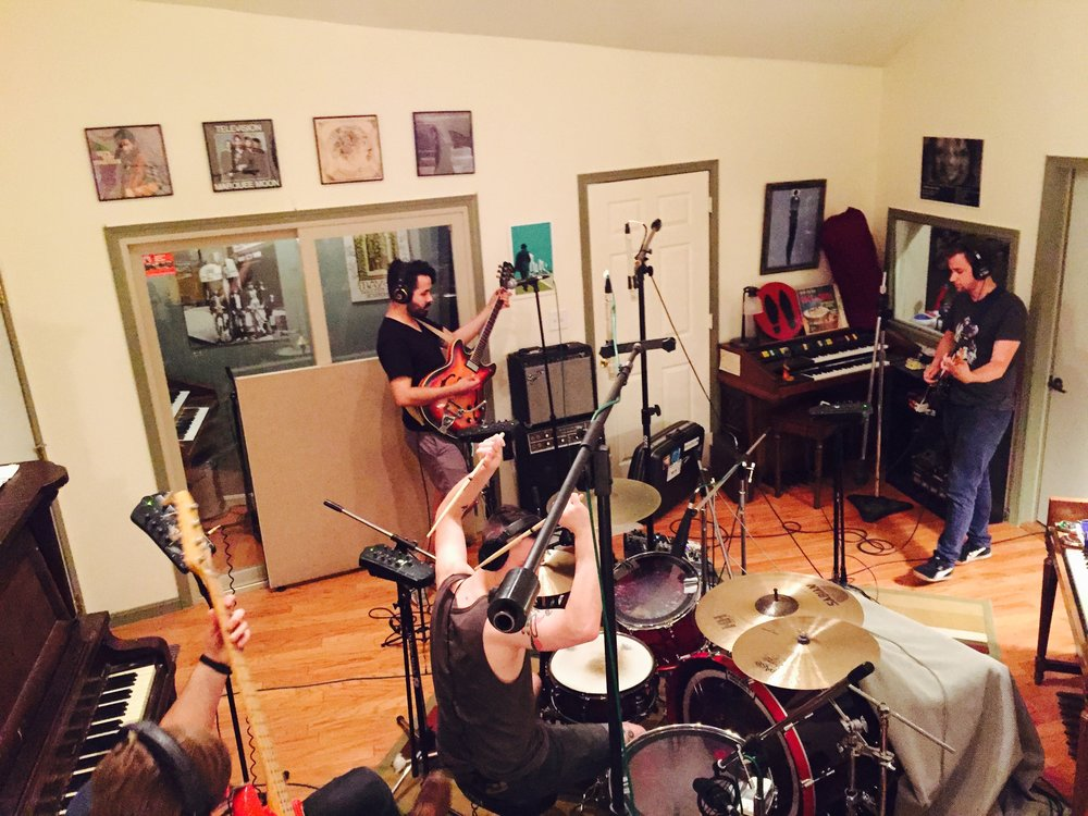 She Bears 3 Elliott Studio Athens, Ohio Ohio University Recording Studio