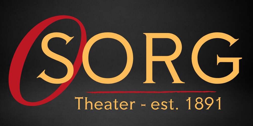 Sorg Opera Revitalization Group