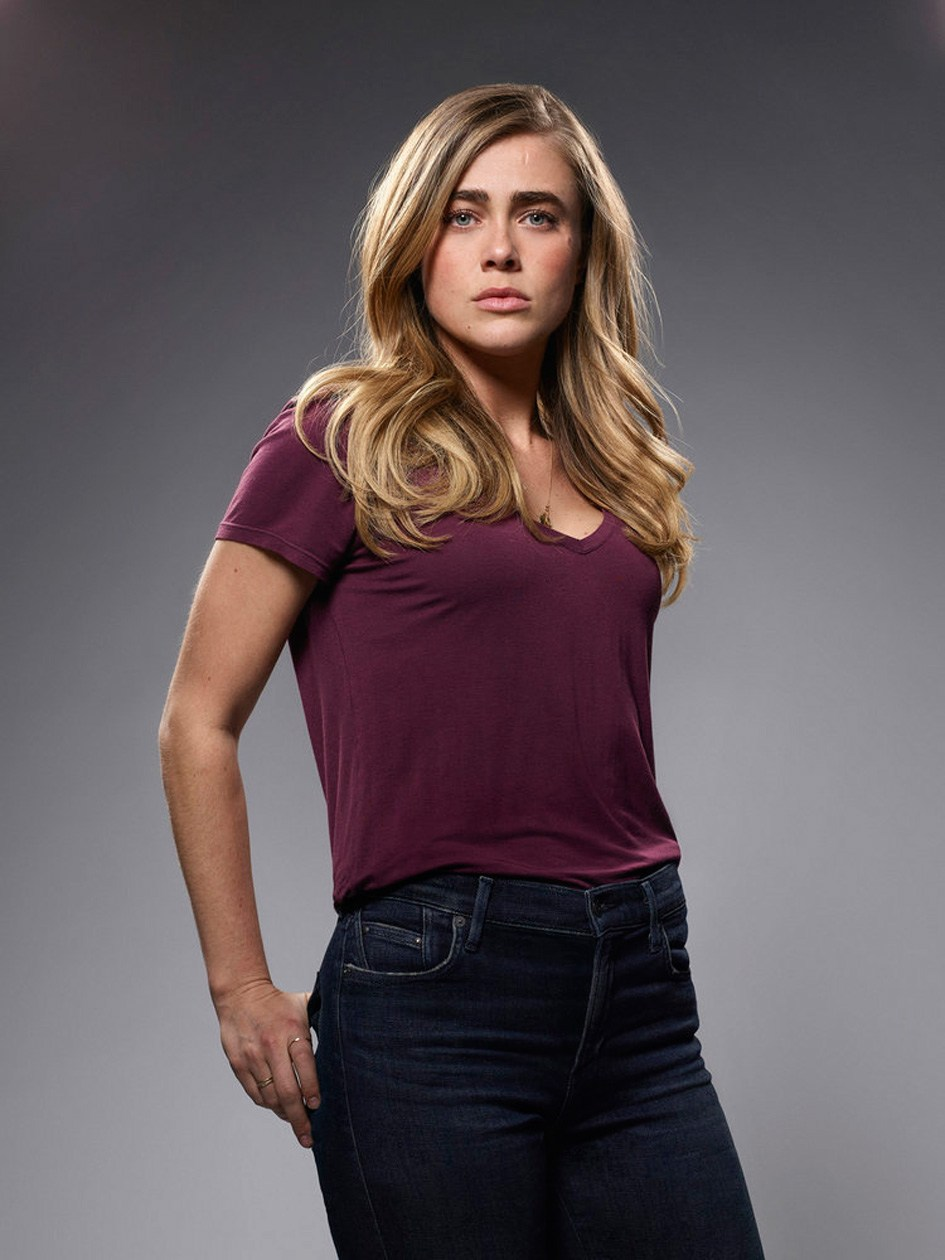 Melissa Roxburgh as Michaela Stone