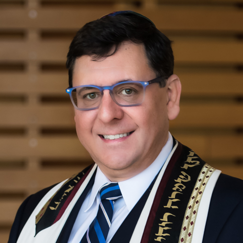 Rabbi Javier Cattapan  Senior Rabbi