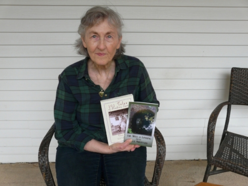 Asheville Author and Poet Irma Sheppard graces the city with her writing and editorial skills. Irma can be reached at    Irmasheppard@cloud.com