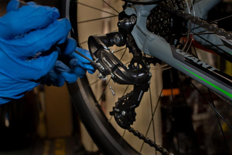 Bike not shifting correctly? Gear adjustments and chain replacements are made simple. Masterlinks, replacement freewheels, derailleur hangers, we have it all!