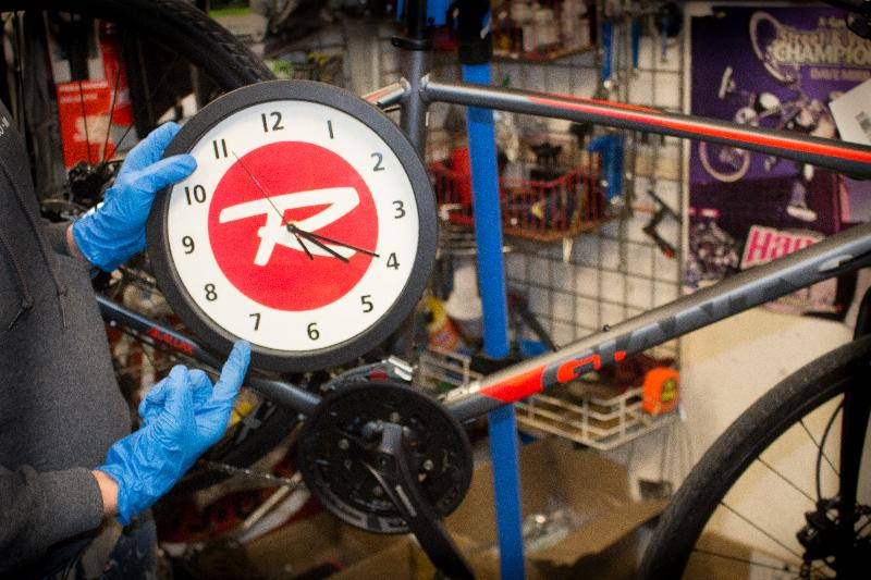 Need your bike fixed right away? We offer expedited repair times, for when life gives you more than you can handle.