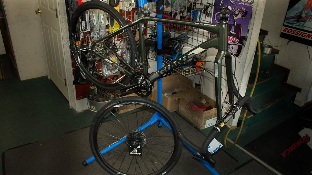 Got a brand new bike, but don't know how to assemble it? Don't build it yourself and void your warranty! We offer professional assembly on all makes and models of bikes, regardless of where they were purchased.