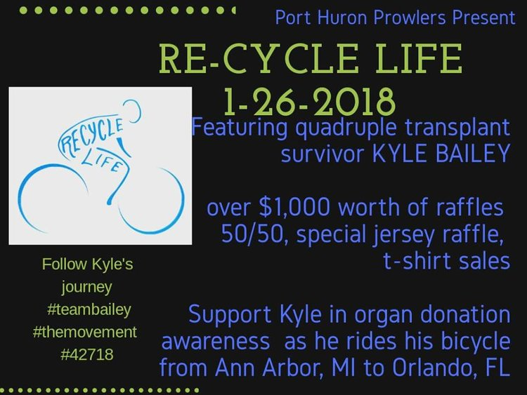 Alpine Cycles - Support Recycle Life, featuring Kyle Bailey! - Blogs