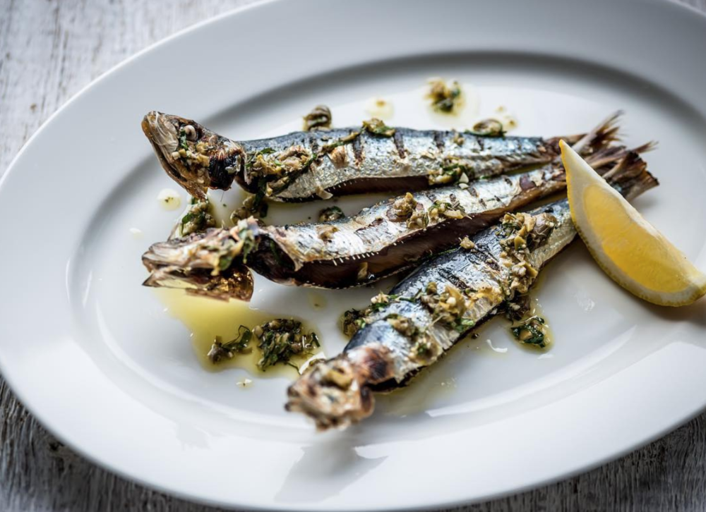 Seafood from Rick Stein