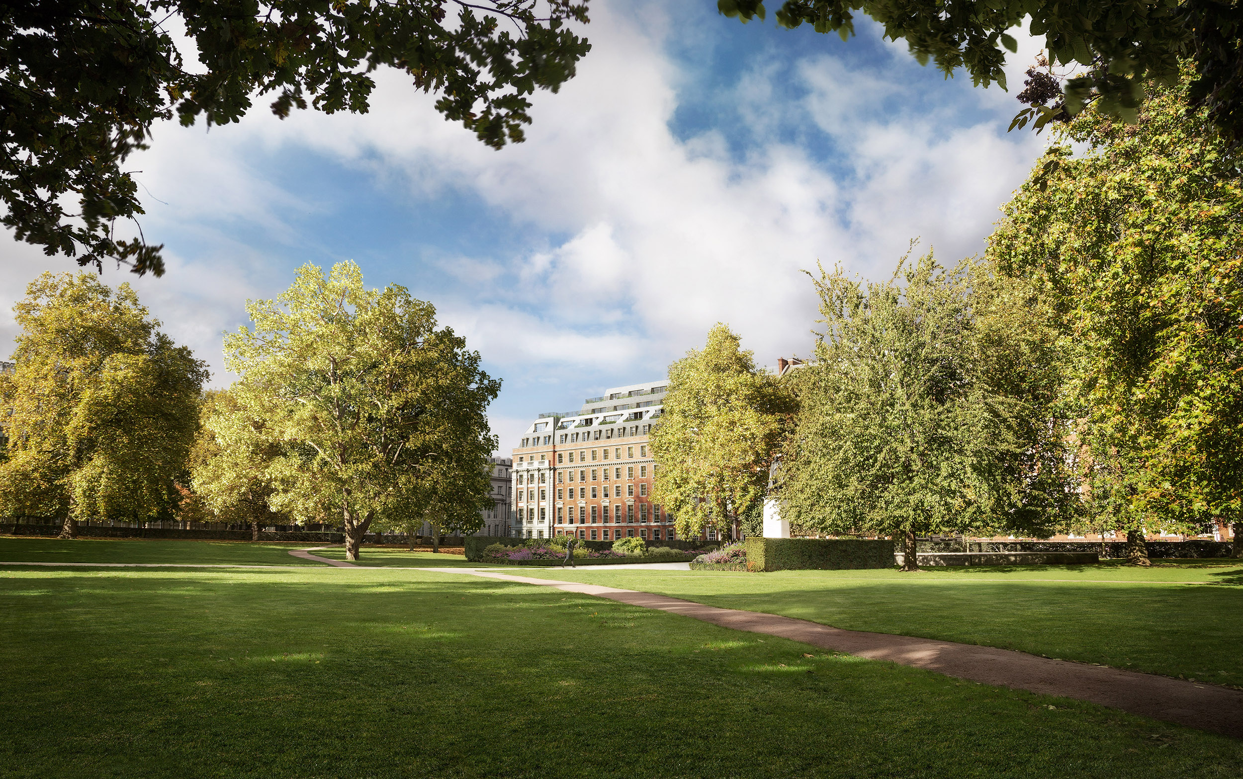 FINCHATTON TO BRING LONDONu0027S FIRST FOUR SEASONS PRIVATE RESIDENCES TO  TWENTY GROSVENOR SQUARE