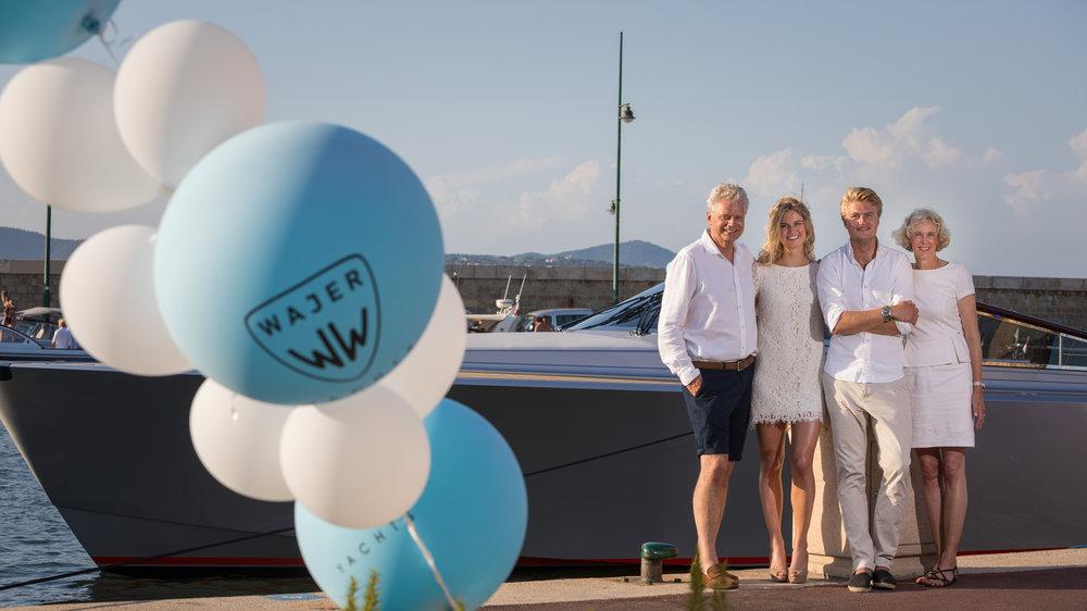 Wajer Yachts 25th Anniversary