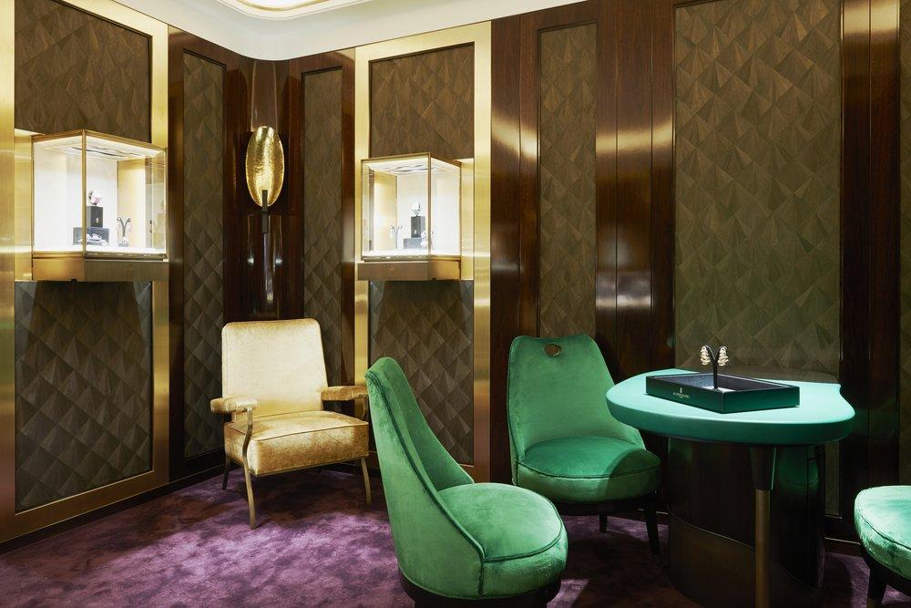 Stanza Del Tempo room
