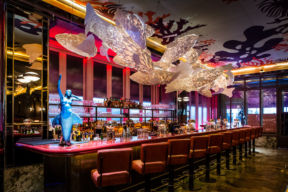Bar at Sexy Fish by Paul Winch-Furness.jpg