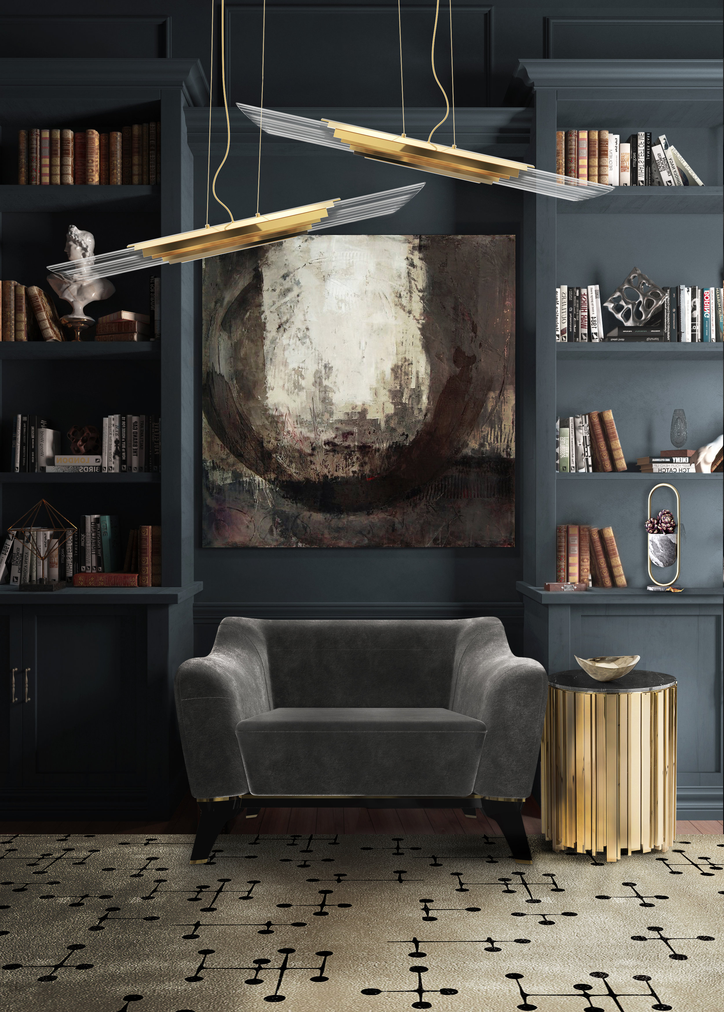 TRANSFORM YOUR HOME OR OFFICE INTO AN ART DECO HAVEN WITH LUXXU