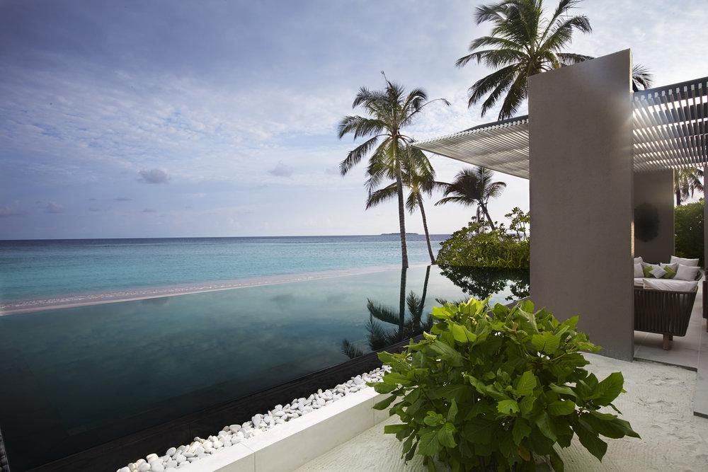 Cheval Blanc Randheli Island Villa
