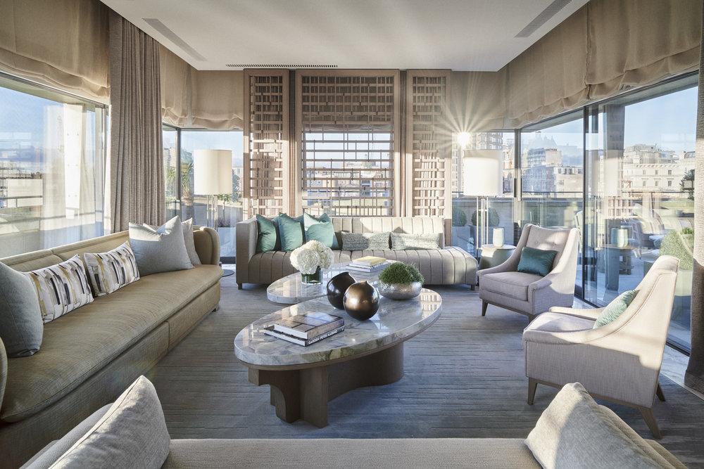 Crescent Pavilion Suite