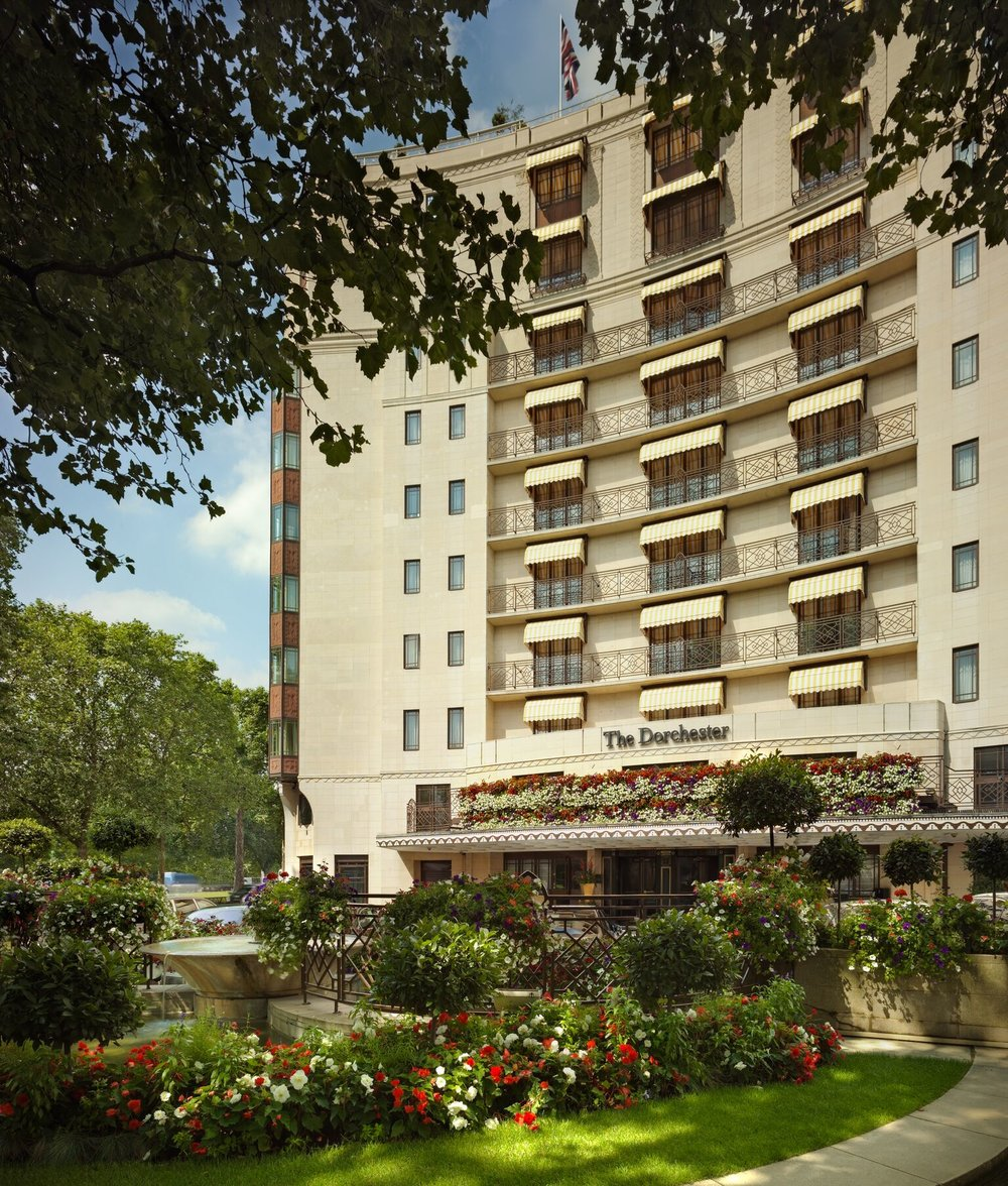 The Dorchester - Exterior