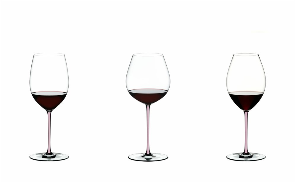 L - R: Cabernet Merlot, Old World Pinot Noir, Old World Syrah
