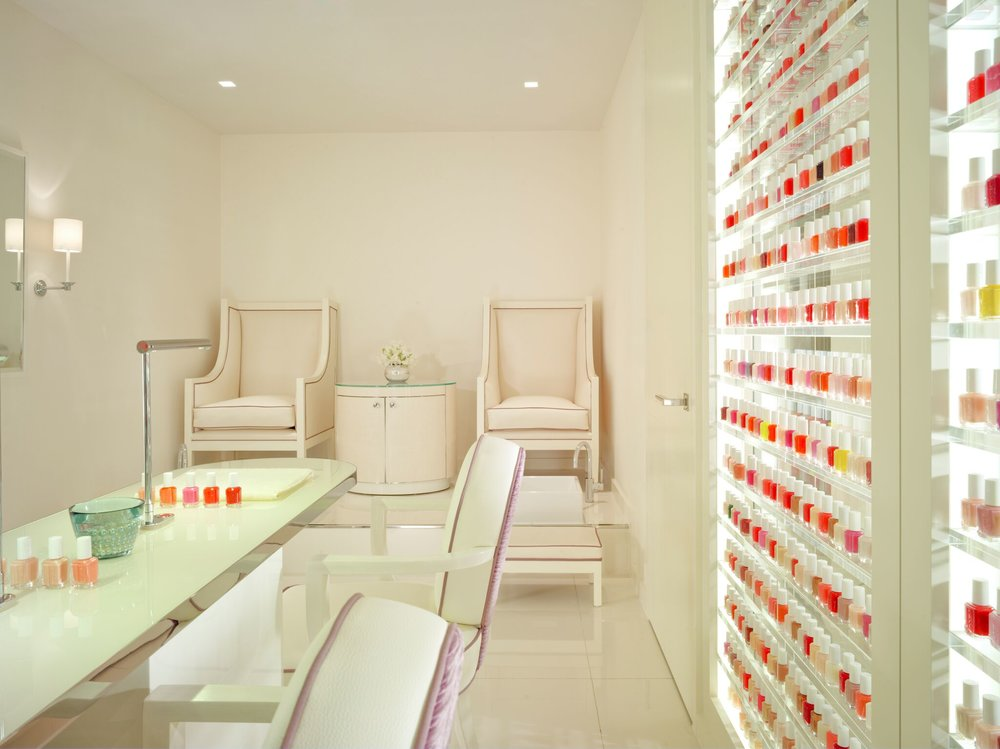 The Dorchester Spa Manicure Pedicure Suite