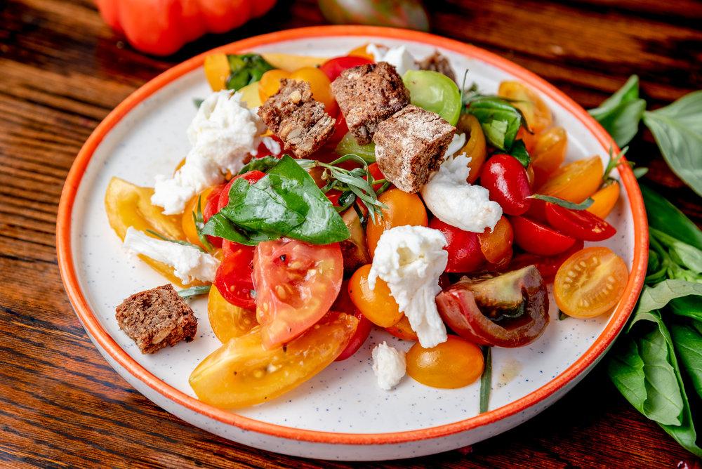 Mount Street Deli x Nina Parker |Caprese Salad