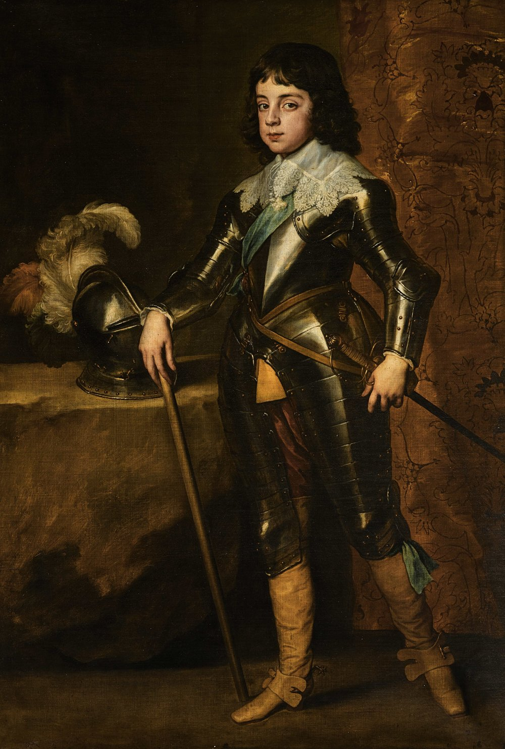 Van Dyck Portrait of Charles II when Prince of Wales: £2-3million